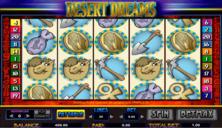 Desert Dreams Online Slot