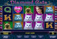Diamond Cats Online Slot