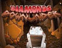 Diamonds Downunder Online Slot