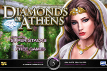 Diamonds Of Athens Online Slot