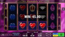 Diamonds Online Slot