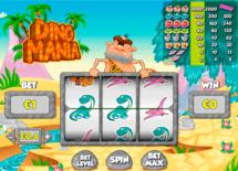 Dinomania Online Slot