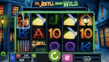 Dr Jekyll Goes Wild Online Slot