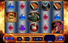 Dragons Inferno Online Slot