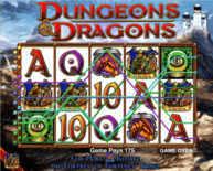 Dungeons And Dragons Online Slot