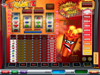 Dynamite Online Slot