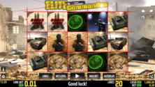 Elite Commandos Online Slot