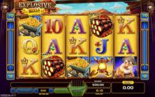Explosive Reels Online Slot