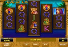 Eye Of Ra Online Slot