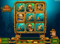 Eye Of The Kraken Online Slot