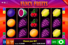 Fancy Fruits Online Slot
