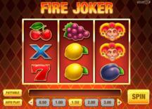 Fire Joker Online Slot