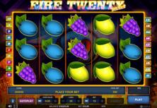 Fire Twenty Deluxe Online Slot
