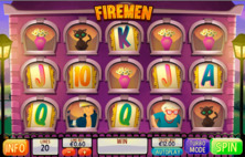 Firemen Online Slot