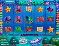 Fish Chips Online Slot