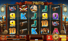 Five Pirates Online Slot