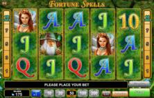 Fortune Spells Online Slot