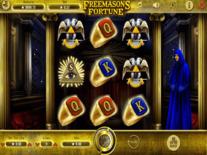 Freemasons Fortune Online Slot