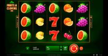 Fruits Clovers 20 Lines Online Slot