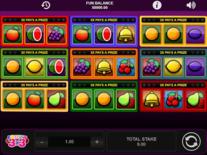 Fruity 3X3 Online Slot