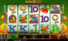 Geckos Gone Wild Online Slot