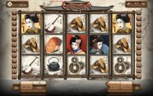 Geisha Online Slot