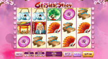 Geisha Story Online Slot