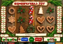 Gingerbread Joy Online Slot