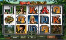 Girls With Guns Jungle Heat Online Slot