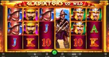 Gladiators Go Wild Online Slot