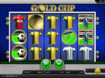 Gold Cup Online Slot