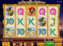 Golden Caravan Online Slot