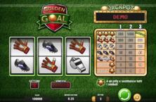 Golden Goal Online Slot