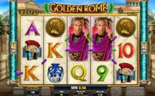 Golden Rome Online Slot