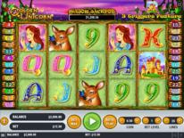 Golden Unicorn Online Slot