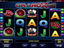 Grandx Online Slot