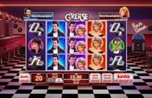 Grease Danny Sandy Online Slot