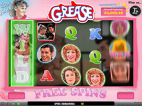 Grease Pink Ladies Tbirds Online Slot