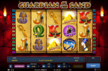 Guardian Of The Sand Online Slot