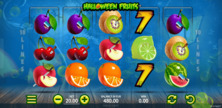 Halloween Fruits Synot Online Slot