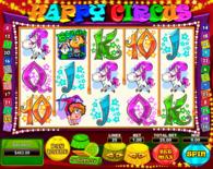 Happy Circus Online Slot