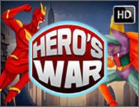 Hero War Online Slot