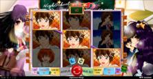 High School Manga Online Slot