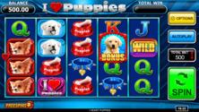 I Heart Puppies Online Slot