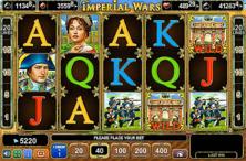 Imperial Wars Online Slot