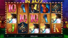 In Jazz Online Slot