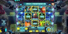 Iron Assassins Online Slot