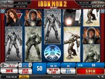 Iron Man 2 50 Lines Online Slot