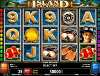 Island Vacation Online Slot
