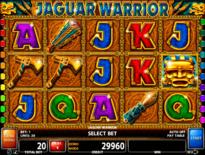 Jaguar Warrior Online Slot